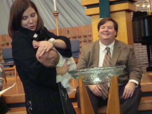Jakes baptism